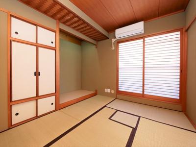 【和室】カーサ日本橋