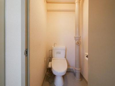 【トイレ】シティライフ有萬