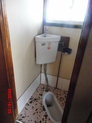 2Fは和式トイレです