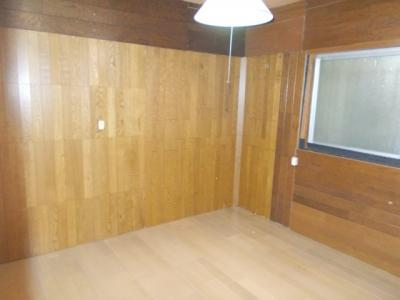 北側洋室は防音対策されています
