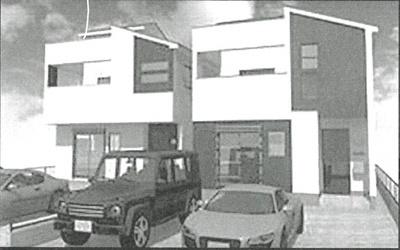 【完成予想図】ミラスモシリーズ 新築戸建 さいたま市北区日進町2丁目