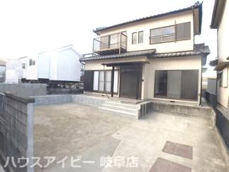 大垣市静里町 中古住宅 駐車場3台可能 リフォーム済み住宅 すぐに新しい生活が送れます