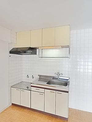 【キッチン】リバーサイド横地