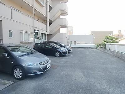 【駐車場】リバーサイド横地