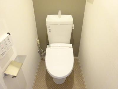 【トイレ】グランドコンシェルジュ三宿アジールコート