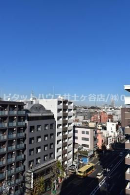 【展望】リヴシティ横濱弘明寺弐番館