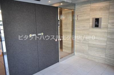 【エントランス】リヴシティ横濱弘明寺弐番館