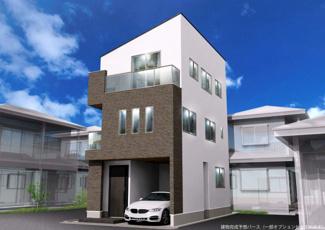建物の完成イメージです