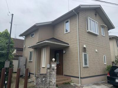 【外観】高根沢町大字宝積寺 3LDK 中古住宅