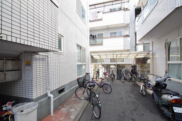 【駐車場】リーガルメゾン津之江Ⅱ