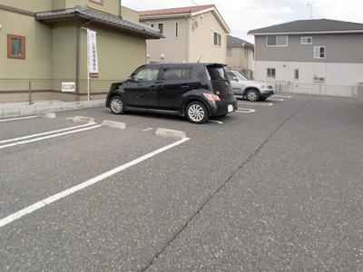 【駐車場】グリーンハイムII