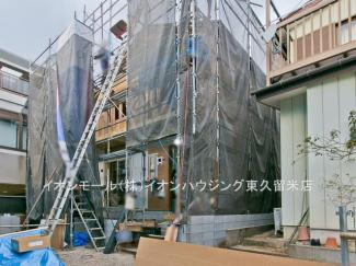 西東京市柳沢第3 全1棟 1号棟