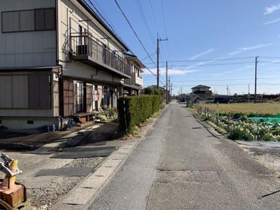 【周辺】高柳3374-4 土地(建築条件なし 水道メーター付)