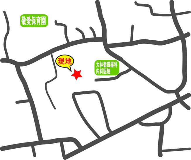 【土地図】E18玉名市築地