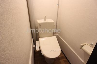 【トイレ】Casa弁天町