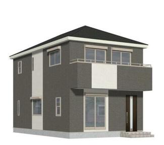 北方町加茂 新築建売全3棟 2月完成予定 2階に4部屋+畳コーナー3帖♪お車スペース4台可能!