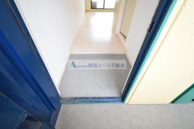 【玄関】グロースハイツ菱屋西