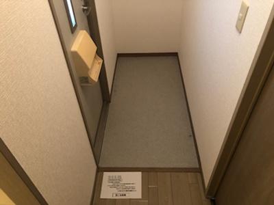【玄関】ファミール D棟