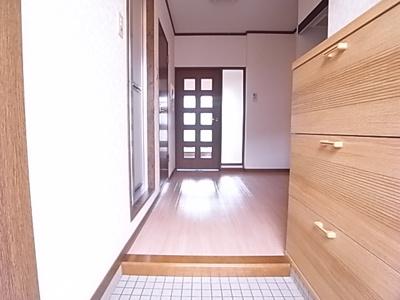 【玄関】シーサイドハイツ