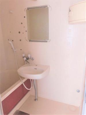 【浴室】サンハイツ喜志