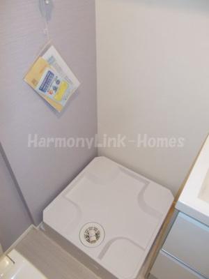 Yroom Ⅲの室内洗濯機置場☆