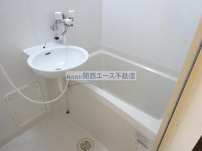 【浴室】レオパレスsakuhana