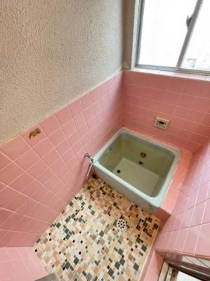【浴室】賀茂川荘