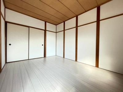【寝室】賀茂川荘
