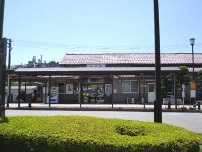 安中駅まで4,100m