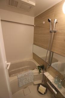 【浴室】プレジオ新大阪ROUGE