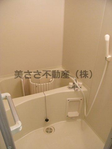 【浴室】トレセリア暁町