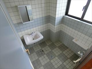 【浴室】幸アパート