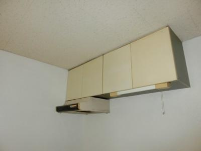 キッチン吊戸棚