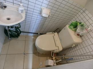 【トイレ】ルイ・フランセ