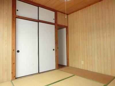 【和室】コーポ久茂地