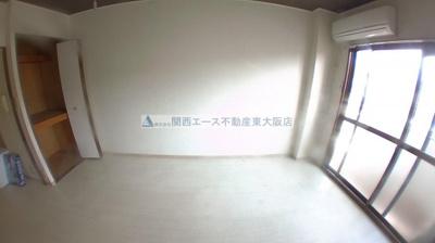 【洋室】大東クイーンハイツ