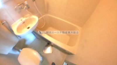 【浴室】大東クイーンハイツ