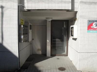 【エントランス】サンコープ美野島