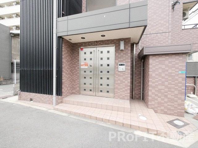 【エントランス】木津川TSマンション