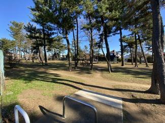 物件の直ぐ側には咲が丘緑地公園がありお散歩が楽しめます。