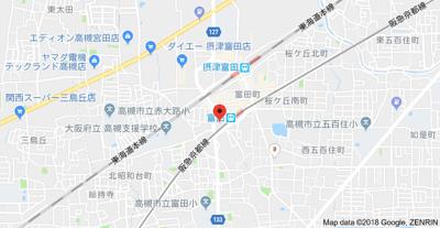 【地図】アラモード (株)Roots