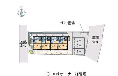 【区画図】セトガヤ