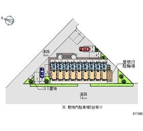【区画図】FUJI
