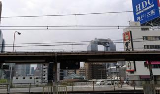 阪急中津駅徒歩13分の好立地