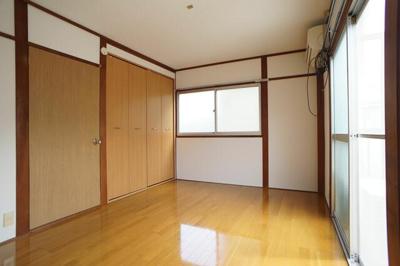 【居間・リビング】カトレアコーポ