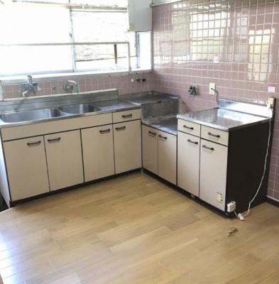 【キッチン】原分町平家建て