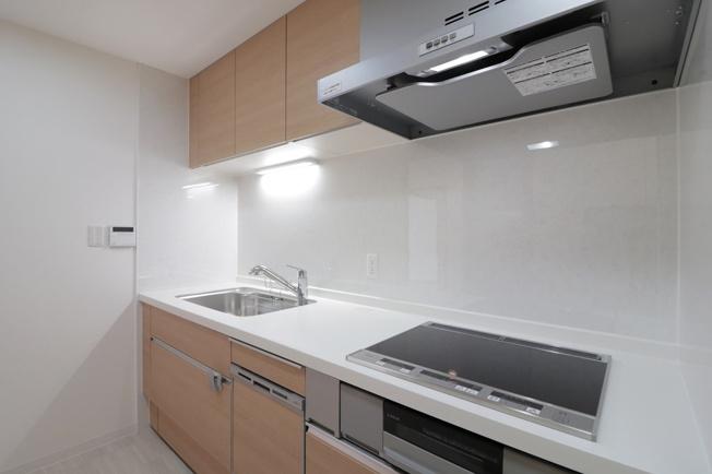 【キッチン】OAPレジデンスタワー西館 505号室