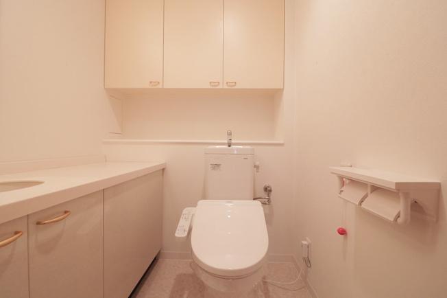 【トイレ】OAPレジデンスタワー西館 505号室