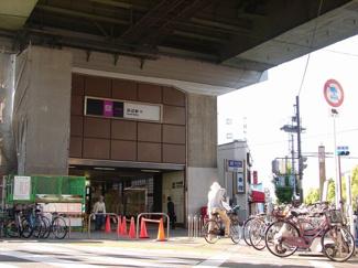 谷町線田辺駅徒歩10分