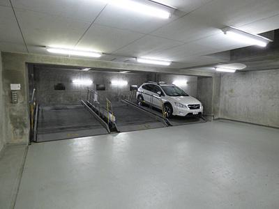 【駐車場】エルム御影